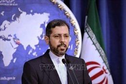 Iran kêu gọi Mỹ thực hiện các nghĩa vụ quốc tế