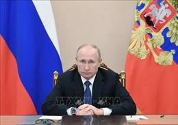 Tổng thống Nga điều chỉnh nhân sự trong chính phủ