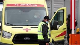 Nga: Nổ súng tại một căn cứ quân sự làm 3 người thiệt mạng