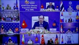 ASEAN 2020: Nâng cao sự chủ động của ASEAN trước các thách thức