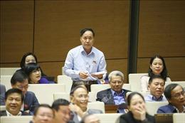 Bên lề Quốc hội: Kỹ năng, bản lĩnh của đại biểu Quốc hội ngày càng được nâng cao