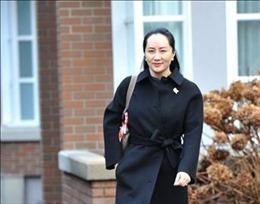 Canada khẳng định không nhượng bộ liên quan đến vụ bắt giữ bà Mạnh Vãn Châu