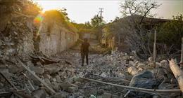 Lực lượng gìn giữ hòa bình Nga triển khai đến khu vực tranh chấp Nagorny-Karabakh
