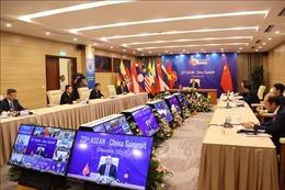 Hội nghị Cấp cao ASEAN - Trung Quốc lần thứ 23