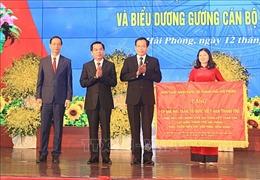 Các phong trào thi đua góp phần thay đổi diện mạo thành phố Hải Phòng