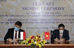 Ký kết hợp tác tài chính giữa Việt Nam và Ba Lan