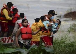 Bão Eta hủy hoại cuộc sống của 1,2 triệu trẻ em