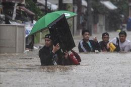 Philippines: 26 người bị thiệt mạng do bão Vamco