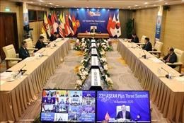 Lãnh đạo các nước ASEAN+3 cam kết hợp tác chống COVID-19