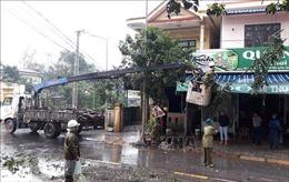 Ứng phó với bão số 13: Quảng Trị di dời trên 35.000 người dân đến nơi an toàn