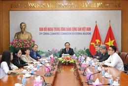 Trao đổi trực tuyến giữa Đảng Cộng sản Việt Nam và Đảng Dân chủ Xã hội Đức
