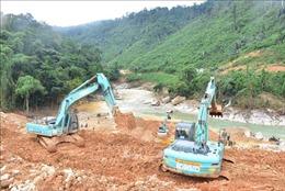 Thừa Thiên - Huế họp bàn nối lại tìm kiếm 12 công nhân mất tích ở Rào Trăng 3