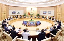Nghị quyết phiên họp Chính phủ thường kỳ tháng 10/2020
