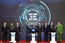 Thủ tướng dự Lễ công bố ứng dụng 'Bảo hiểm xã hội số' trên thiết bị di dộng