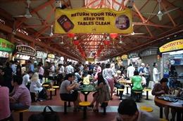 'Văn hóa Hawker'của Singapore trở thành di sản văn hóa phi vật thể của nhân loại