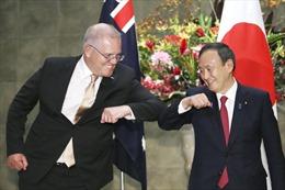Nhật Bản - Australia tăng cường quan hệ quốc phòng
