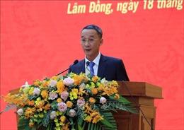 Ông Trần Văn Hiệp được bầu làm Chủ tịch UBND tỉnh Lâm Đồng