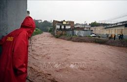 Cảnh báo lũ lụt và lở đất nghiêm trọng tại Trung Mỹ sau bão Iota