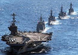 Đẩy mạnh hợp tác quốc phòng Nhật - Mỹ