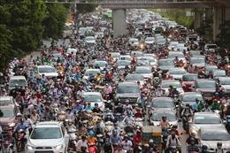 Hà Nội sớm giải quyết điểm đen ùn tắc giao thông