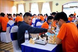 153 kỳ thủ tham dự Giải vô địch cờ các đấu thủ mạnh toàn quốc năm 2020
