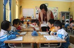 Khởi sắc giáo dục miền núi Ninh Bình