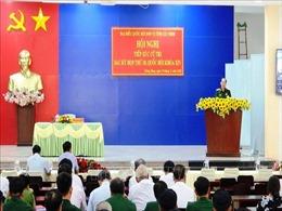 Cử tri Tây Ninh kiến nghị kiểm tra nguồn nước ngầm tại Khu Công nghiệp Trảng Bàng