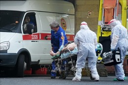 Tình hình dịch bệnh COVID-19 tại châu Âu vẫn căng thẳng