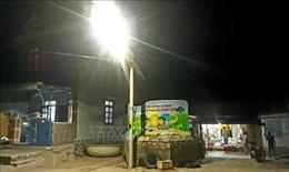 Xã đảo Nhơn Châu đổi thay từ khi có điện lưới quốc gia