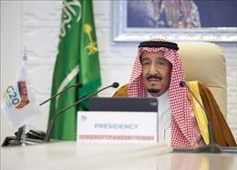 Saudi Arabia đánh giá cao kết quả hội nghị thượng đỉnh G20