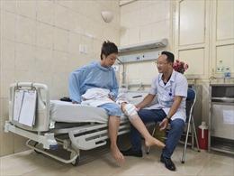 'Bông hồng thép' của bắn súng Việt Nam được chữa khỏi chấn thương