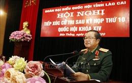 Phó Chủ tịch Quốc hội Đỗ Bá Tỵ yêu cầu tỉnh Lào Cai tập trung làm tốt công tác xóa đói nghèo
