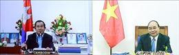 Thủ tướng Campuchia chúc mừng Việt Nam tổ chức thành Hội nghị Cấp cao ASEAN 37