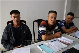 Tây Ninh bắt giữ nhóm đối tượng cho vay nặng lãi