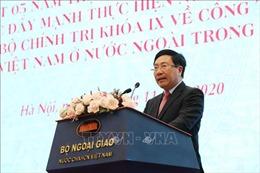 Công tác về người Việt Nam ở nước ngoài là một trụ cột đối ngoại của Đảng, Nhà nước