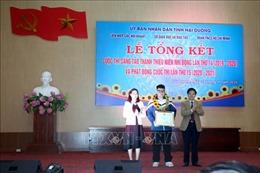 Hải Dương: 36 giải pháp đoạt giải cuộc thi sáng tạo thanh thiếu niên nhi đồng lần thứ 14