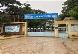 Ninh Thuận cho học sinh nghỉ học từ 17/2 để phòng, chống dịch COVID-19