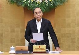 Thủ tướng: Triển khai tốt hơn nữa các biện pháp khắc phục hậu quả thiên tai