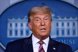 Tổng thống Mỹ D. Trump để ngỏ ý định tái tranh cử vào năm 2024