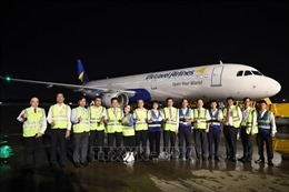 Vietravel Airlines đón tàu bay đầu tiên Airbus A321CEO