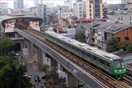 Hoàn thành kiểm định 13 đoàn tàu đường sắt đô thị Cát Linh - Hà Đông
