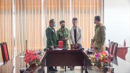 Đối tượng người Lào vận chuyển 8 kg ma túy đá vào Việt Nam