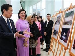 Khai mạc triển lãm ảnh và phim phóng sự tài liệu về Cộng đồng ASEAN