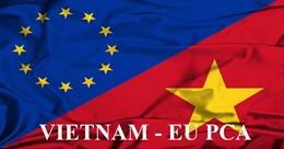 Thông cáo báo chí chung Ủy ban hỗn hợp triển khai Hiệp định khung PCA