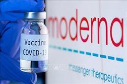Pháp tiếp nhận những liều vaccine Moderna đầu tiên