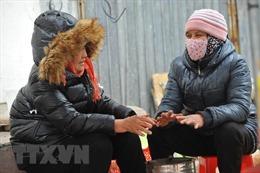 Người dân vùng cao Lạng Sơn chủ động chống rét