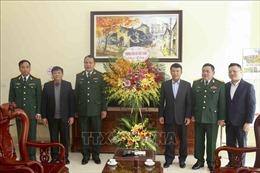 TTXVN và Sư đoàn 304 phát huy truyền thống 'Thủy chung-trong sáng-sắt son'