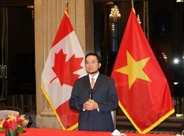Quan hệ Việt Nam - Canada năm 2020: Tiếp tục phát triển vượt qua đại dịch