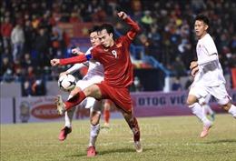 Đội tuyển quốc gia Việt Nam thắng nhọc nhằn trước U22 Việt Nam
