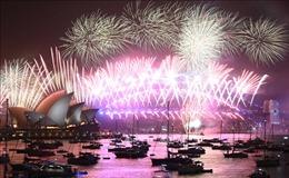 Sydney vẫn tổ chức màn trình diễn pháo hoa đón Năm mới